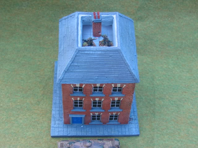 1/72 Arnhem Town House (HD 33)